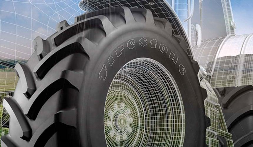 pneu-radial Firestone
