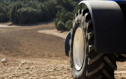 VX-Tractor le pneu de tracteur le plus polyvalent