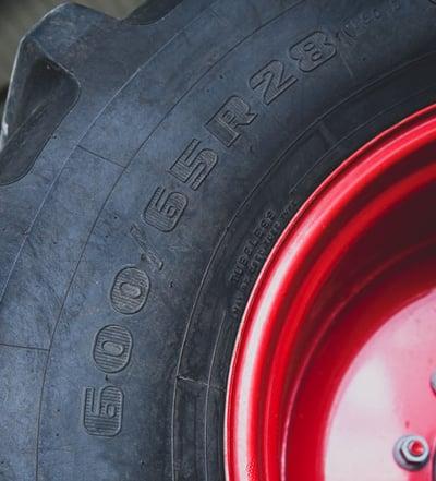 Marquage pneu européen ETRTO